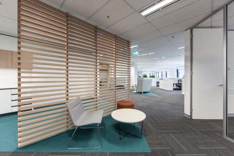 Commercial Office Fitout Perth Davidson Projects