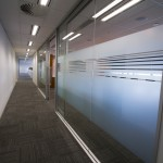 office corridoor