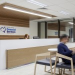 financial services reception