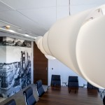 cylindrical light feature
