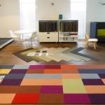 carpet and flooring samples