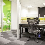 Green work room