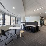 corner office space