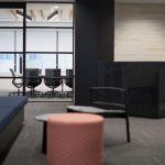 office reception