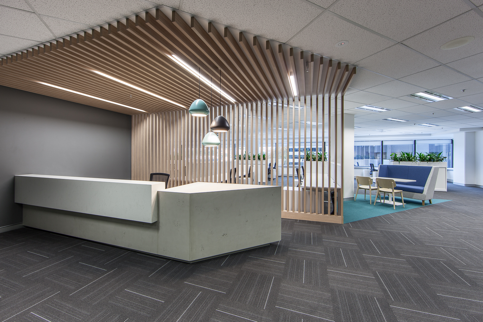 Commercial & Office Fitout Perth | Davidson Projects