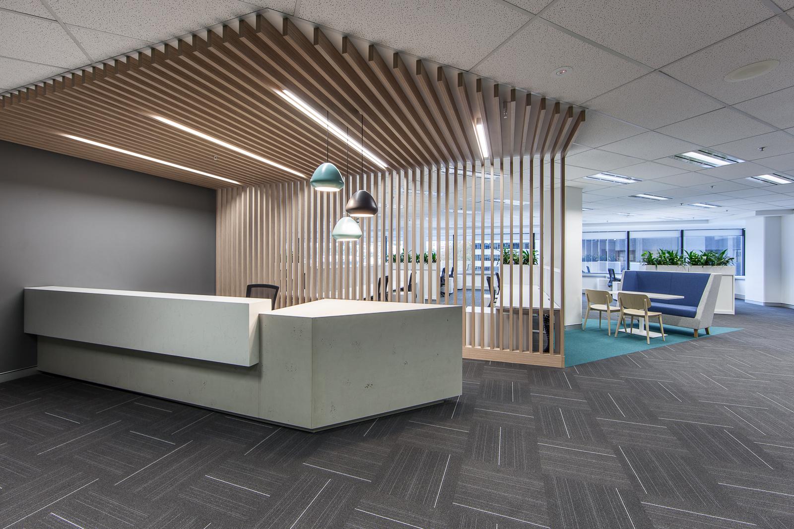 perth office refurbishments