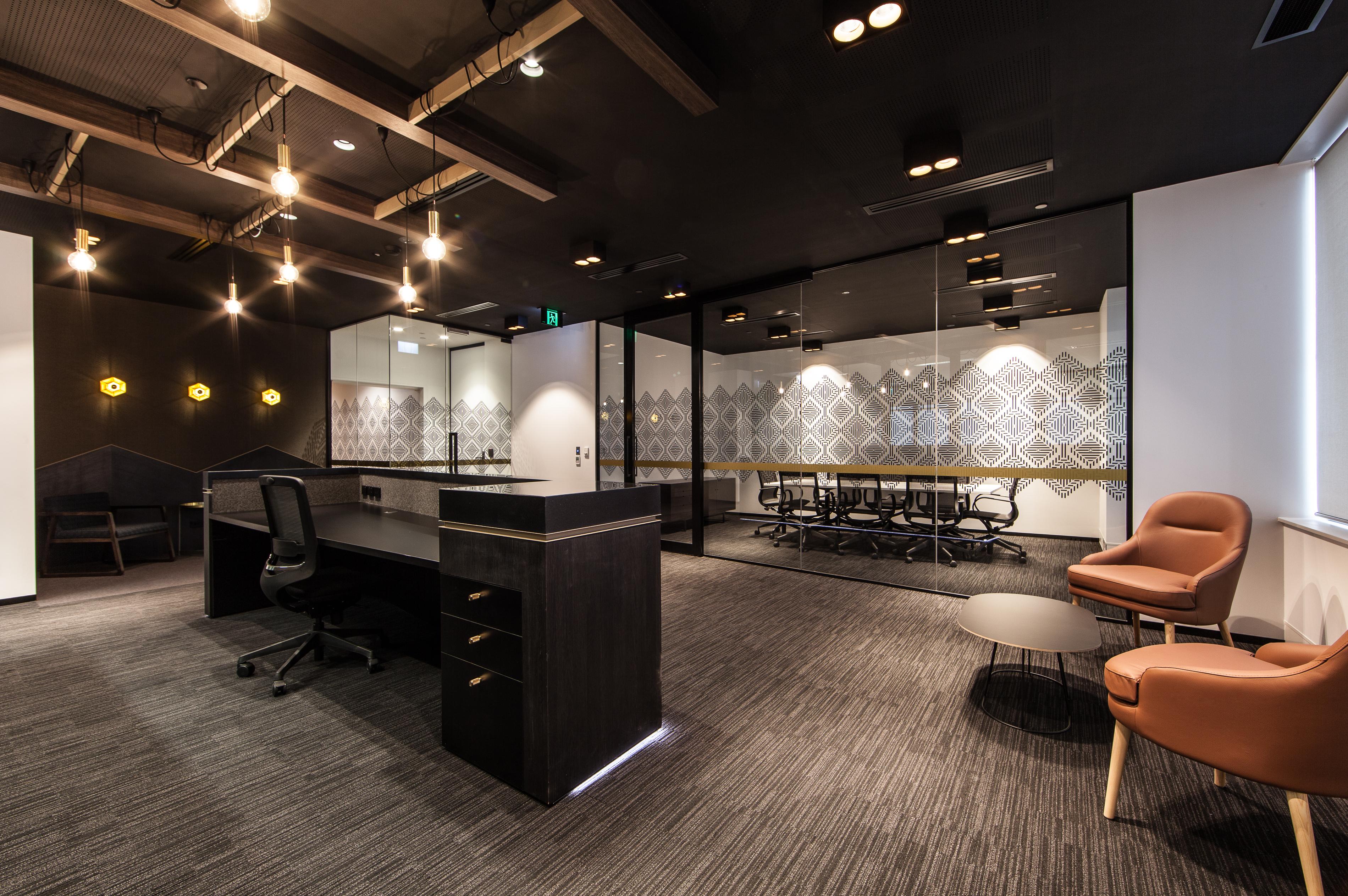 office refurbishments perth